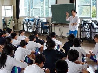 7月17日(水) 英語授業