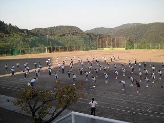 10月1日(木) 葵流祭の練習